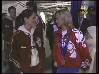 Awarding of 2nd Set of Gold Medals - 2002 Salt Lake City, Figure Skating, Pairs' Free Skate