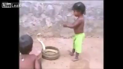 дети и змеи