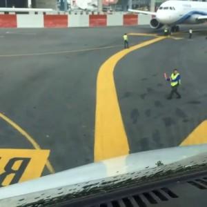 Шутник в авиации