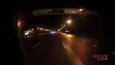 Разбойное нападение на водителя Фуры