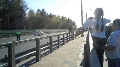 ТОПОЛЬ-М на Минском шоссе