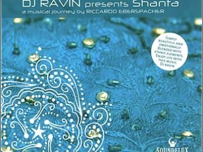 Riccardo Eberspacher - DJ Ravin Presents Shanta