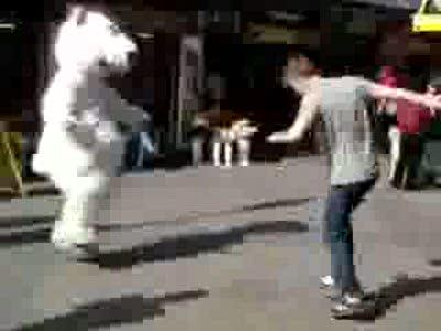 Танец с медведем