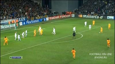 Копенгаген (Копенгаген, Дания) – Реал Мадрид (Мадрид, Испания) – 0:2