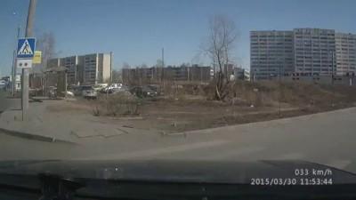 Казань, сбил женщину