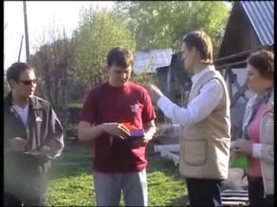 """День рождение пастора Церкви """"Голос Истины"""" г.Кемерово"""