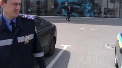 Гаи Киев Выбирают лексус