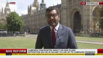 MUST SEE! Magicians Young & Strange Hijack Sky News!