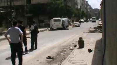 Спасение воинствующего Сирийца HD