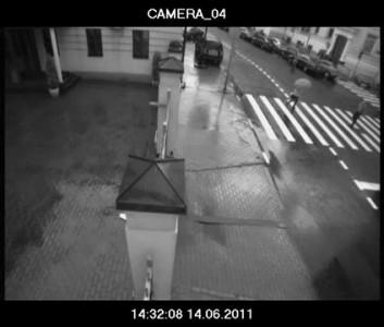 Авария 14.07.2011, 14:34 Москва, Б.Полянка