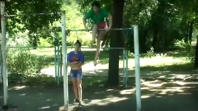 Настоящие спортсменки