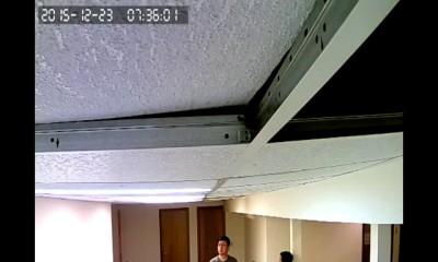Китайские инженеры устанавливают камеру3