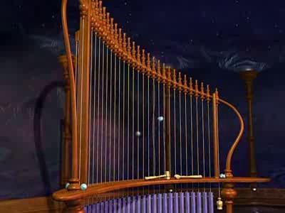 Aqua Harp - Animusic