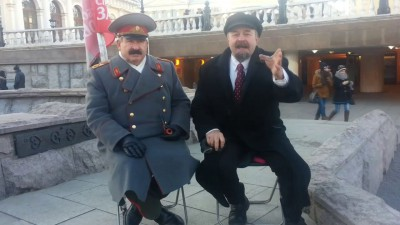 Прогноз от Ленина для ЯПлакалъ.com о будущем России