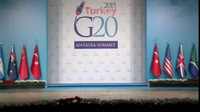 Саммит G20 2015. Кошки