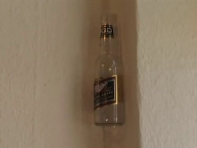 Бутылка и Угол
