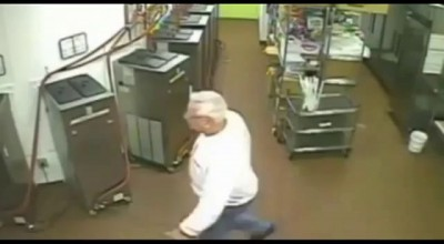 Deer Crashes Through Shop Window | Deer Bursts Through Window of New Jersey Frozen Yogurt Shop,