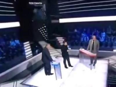 Жириновский - русские одна рвань и пьянь