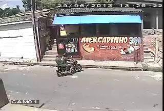 Неудачное ограбление в Бразилии