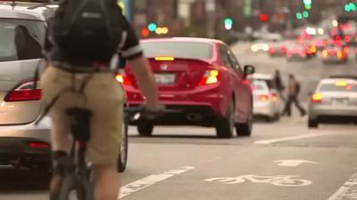 Vanhawks Valour - велосипед со встроенной GPS