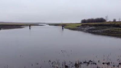 Рыбалка Нягань 8 мешков