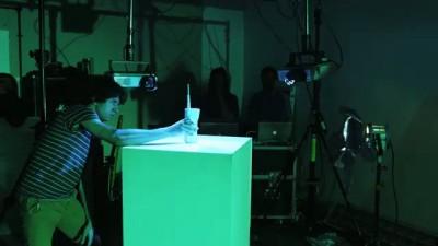Эволюция мобильных телефонов в 3D проекции