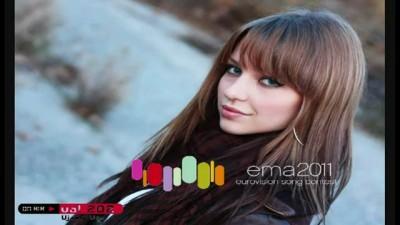 EUROVISION SLOVENIA 2011: Maja Keuc - Vanilija