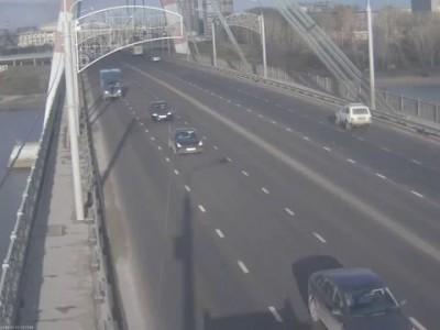 Октябрьский мост ДТП ограждение