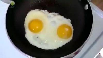 Живая яичница