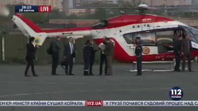 Заявление Яценюка и силовиков по поводу пожара в лесах вблизи ЧАЭС