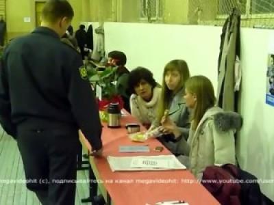 Выборы Россия 04.12.2011 Протвино.Нет нарушений?Russia Elections