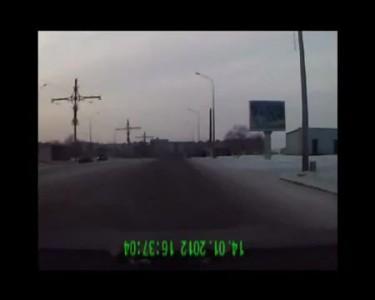 Несостоявшийся развод полиции в Темиртау