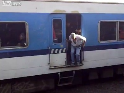 Крушение поезда в Аргентине