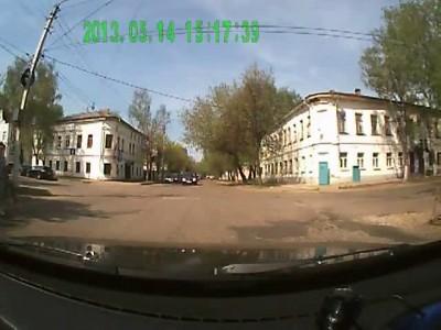 Пешеходка