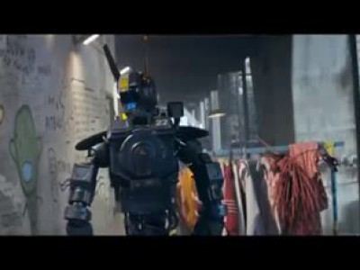 CHAPPIE - Official Movie Trailer - In Theaters 3/6/15