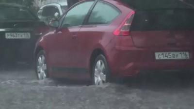 дождь в альметьевске