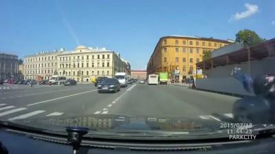 Жесткие аварии