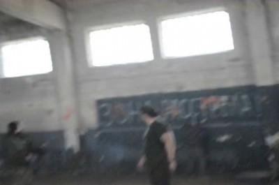 Расстрел чеченских овцеебов