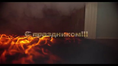Flame Firefighters Russia