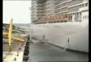never again a cruise