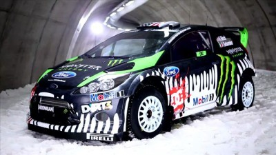 MWRT 2011: Ken Block's all new WRC Ford Fiesta and 2011 Schedule