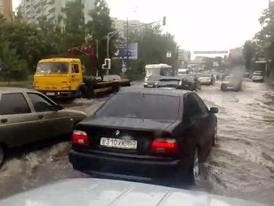 Одинцово Потоп