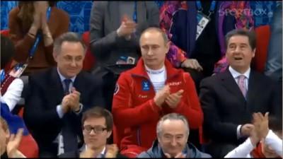 Реклама от Путина