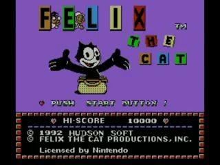 Кот феликс обзор
