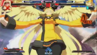 EVO2015 MOMENT: WHAT ARE YOU STANDING UP FOR?