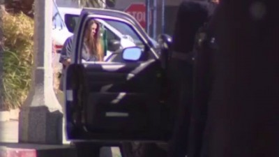 Женщина с игрушечным пистолетом застреляна полицейскими  Long Beach
