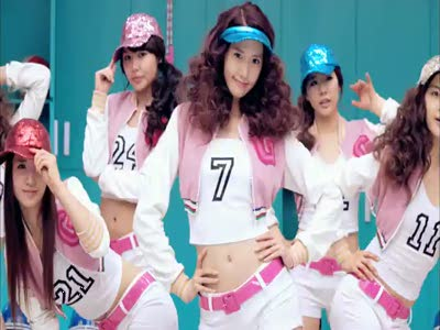 "Girls' Generation ""Oh!"""