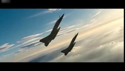 "Впечатляющее видео ""Рыцари неба"""