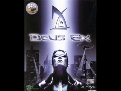 Deus Ex OST Main menu theme