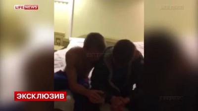 Футболисты юношеской сборной России споили тренера в честь победы
